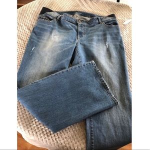 NWT Old Navy Bootcut Jeans Size 22 Short